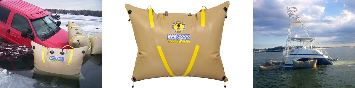 Underwater Lift Bags|Rental Tools Online