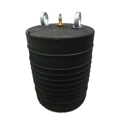 """Sava Z12 12"""" Single-Size Commercial Series Inflatable Pipe Plug"""