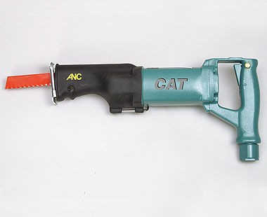 CS Unitec ATEX Approved 1.3hp Pneumatic Reciprocating Saw Kit