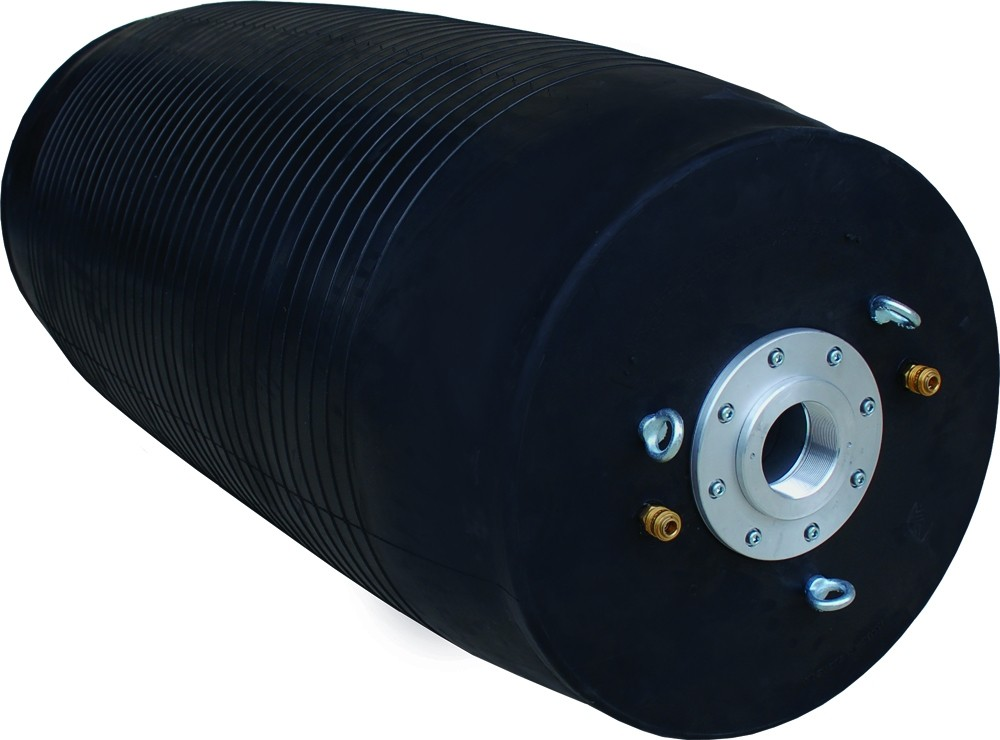 """Sava 30""""-60"""" Multi-Size Inflatable Pipe Plug with 8 in. Bypass"""