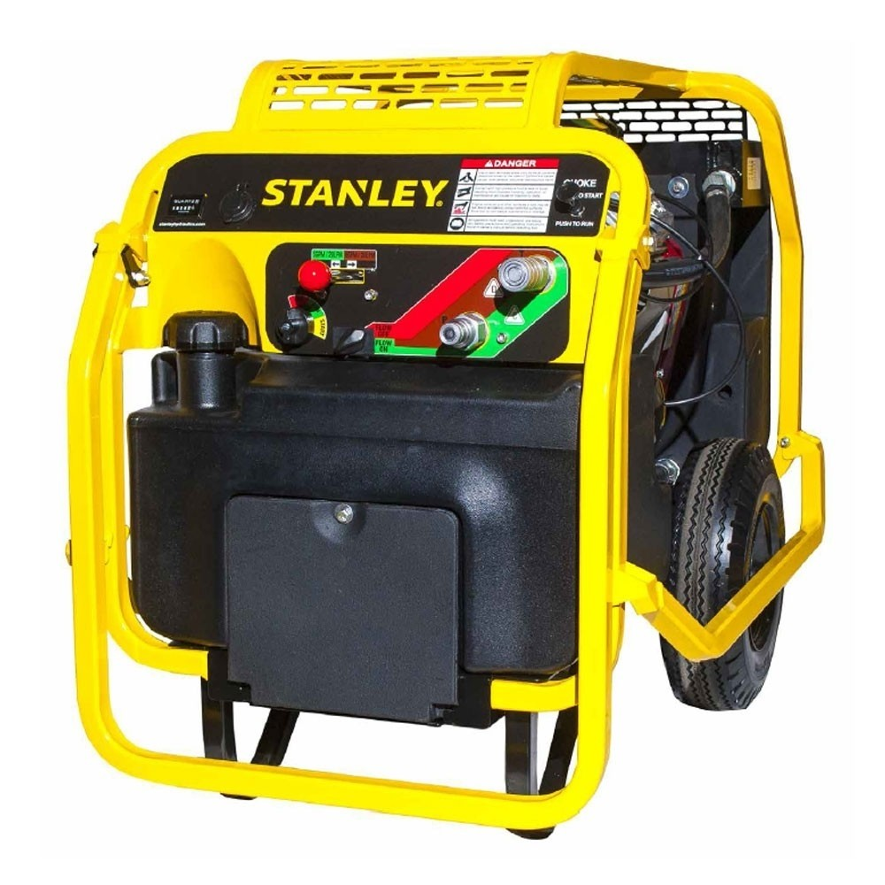 Stanley HP8BD Portable Hydraulic Power Unit - 5 or 8 gpm Output Capacity (Replaced GT18B02)