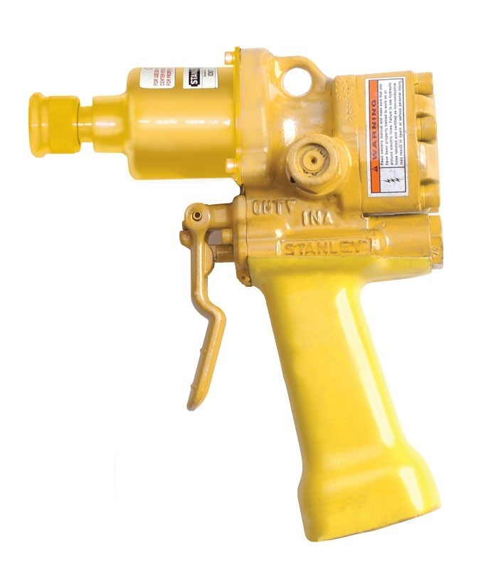Stanley Hydraulic Underwater Impact Drill/Wrench ID07 (Purchase Includes Hose Whips-Excludes Couplers)