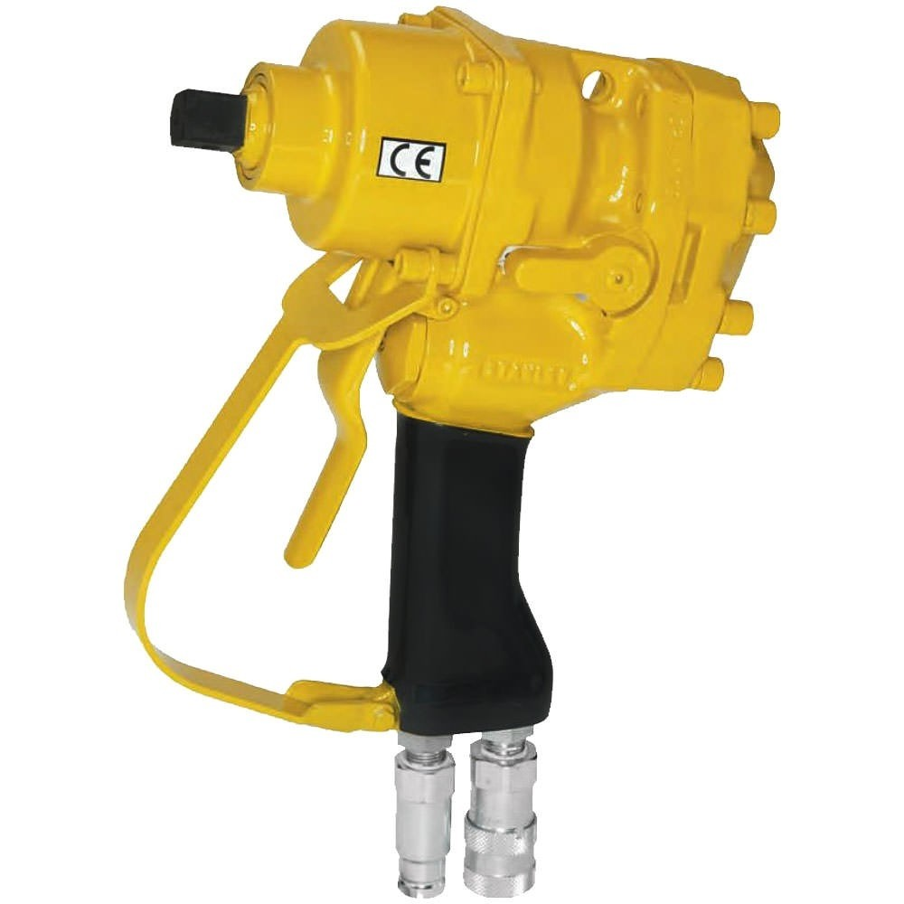 """Stanley IW12 3/4"""" Hydraulic Underwater Impact Wrench (Purchase Includes Couplers-Excludes Hose Whips)"""