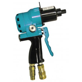 """Reliable Equipment REL-425C Underwater Hydraulic 1/2"""" Impact Wrench (Includes Hose Whips & Couplers)"""