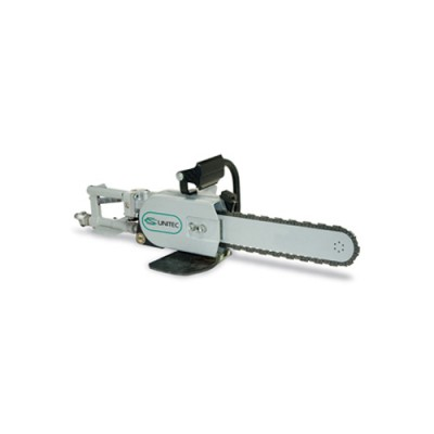 "CS Unitec 15"" Pneumatic Concrete Cutting Chain Saw"