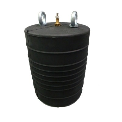 "Sava Z1.5 1-5/8"" Single-Size Commercial Series Inflatable Pipe Plug"