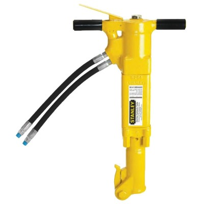 Stanley BR87 Heavy Duty Hydraulic Underwater Breaker (Purchase Includes Hose Whips and Couplings)