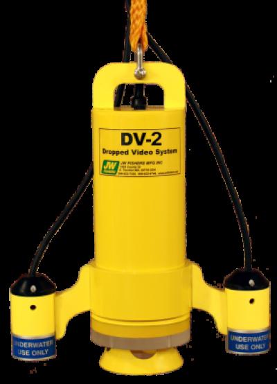 JW Fishers DV-2 Drop Video