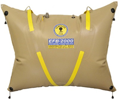 Subsalve EFB-4000 4400lb. Enclosed Flotation Bag