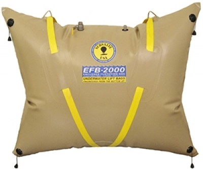 Subsalve EFB-200 220lb. Enclosed Flotation Bag
