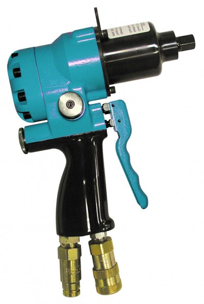 "Reliable Equipment REL-425C Underwater Hydraulic 1/2"" Impact Wrench (Includes Hose Whips & Couplers)"