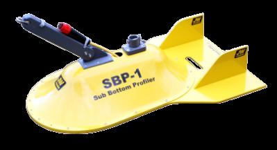 JW Fishers SBP-1 Sub Bottom Profiler