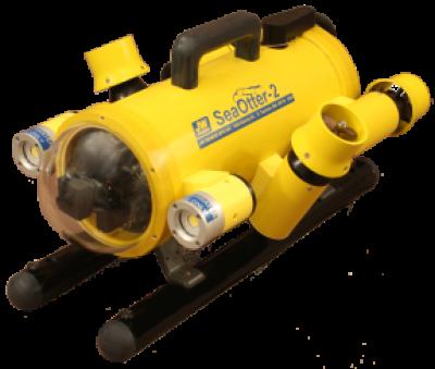 JW Fishers SeaOtter-2 ROV