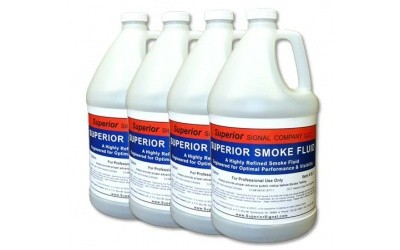 Superior SL Smoke Fluid (4 Gallon Pack)