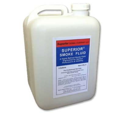 Superior SL Smoke Fluid (5 Gallon Jug)