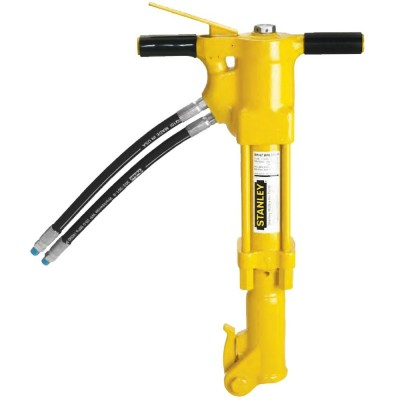 Stanley BR67 Hydraulic Underwater T-Handle Breaker (Purchase Includes Hose Whips & Couplers)