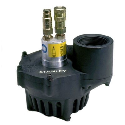 Stanley SM204 Hydraulic Submersible Pump 8 gpm with Steel Impeller (Includes Couplers-Excludes Hose Whips)