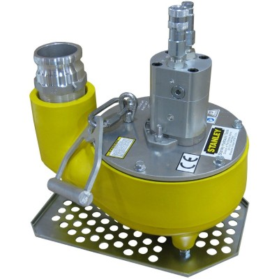Stanley TP03 Submersible Trash Pump with 3 Inch Discharge (Includes Couplers-Excludes Hose Whips)