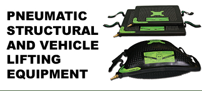 Rental Tools Online | Pneumatic Structural and Vehicle Lift Bags